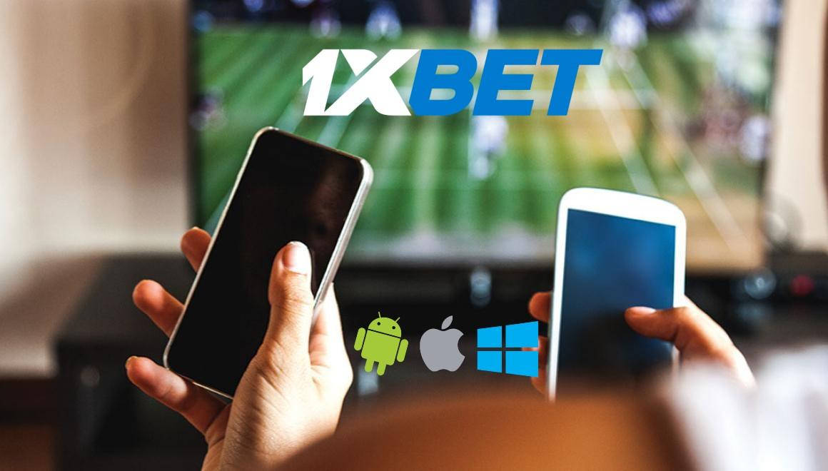 1xBet official website